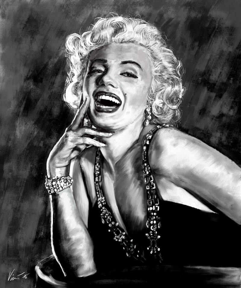 Obraz Marilyn Monroe