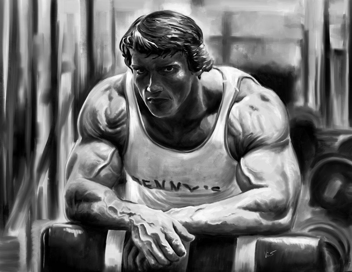 Arnold v Gold's Gym